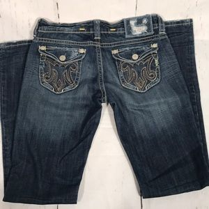 MEK Bootcut Jeans! HUDSON Denim.  Size 29/34
